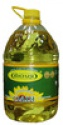 fresh crop sunflower oil from ukraine - product's photo