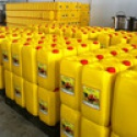 european refined sunflower cooking oil - product's photo