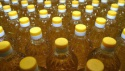 refined & crude sunflower oil - product's photo