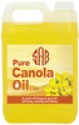 canola oil - product's photo
