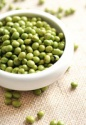 high quality green mung beans - product's photo