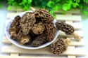 wild dried morel - product's photo