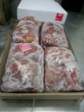 buffalo meat frozen - product's photo