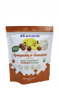 candied big cranberries and quince 100g, doypack - product's photo