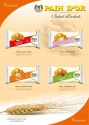 pain d'or croissants 65 g with different fillings - product's photo