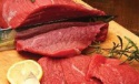 frozen boneless buffalo meat - product's photo
