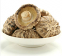 organic dehydrated shiitake mushroom - product's photo