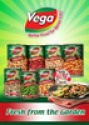 vega canned vegetables - product's photo