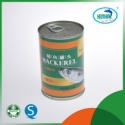 canned fish factory hot selling mackerel fish canned - product's photo