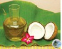 vietnam refined coconut oil - product's photo