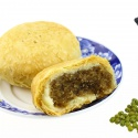 halal food and sweet health mung beans pastry - product's photo