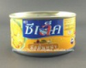 canned tuna with various flavors - product's photo