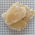 varied dried crystal ginger  - product's photo