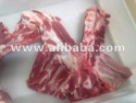 frozen pork riblets - product's photo
