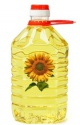 sunflower cooking oil - product's photo