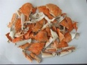 dried crab shell  - product's photo