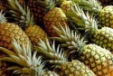 fresh sweet pineapple - product's photo