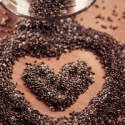 black chia seeds in bulk - product's photo