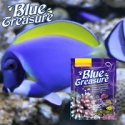 saltwater blue treasure food grade aquarium sea salt - product's photo