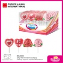 halal marshmallow lollipop with lovely design - product's photo