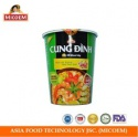 flavor instant noodles cup - product's photo