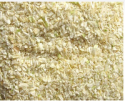 frozen dried dehydrated onion - product's photo