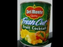 canned cocktail fruit - product's photo