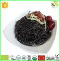 black bean dry organic noodles - product's photo