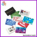 printed business card box promotional sugar free mints - product's photo
