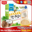 shredded coconut milk instant cereal - product's photo