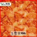 frozen carrot diced - product's photo