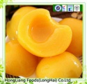 canned yellow peach - product's photo