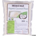 high quality organic coconut flour - product's photo