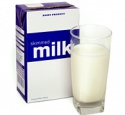 uht semi-skimmed milk - product's photo