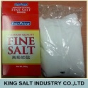 box packing iodised salt - product's photo