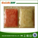 appetizer colourful sushi ginger for horeca - product's photo