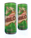 milo chocolate milk - product's photo