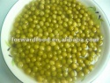 sell canned food from green peas dry - product's photo