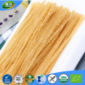 oem italian pasta brands organic high protein soy pasta fettuccine - product's photo