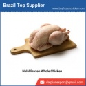 frozen whole chicken - product's photo
