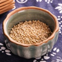 white quinoa grains - product's photo