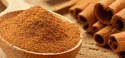 cinnamon powder  - product's photo