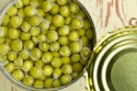 canned green peas - product's photo