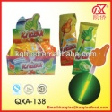 10g russia thumb shape glow stick lollipop candy - product's photo