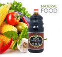 non-gmo dark soy sauce with kosher certificate - product's photo