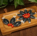 top quality fish shape soy sauce for sushi restaurant - product's photo