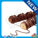 kinder bueno chocolate bar with milk filling - product's photo