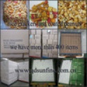 korean rice crackers and healthy snacks - product's photo
