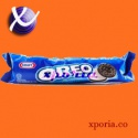 oreo biscuit sandwich vanilla cream - product's photo