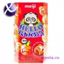 hello panda biscuits chocolate - product's photo